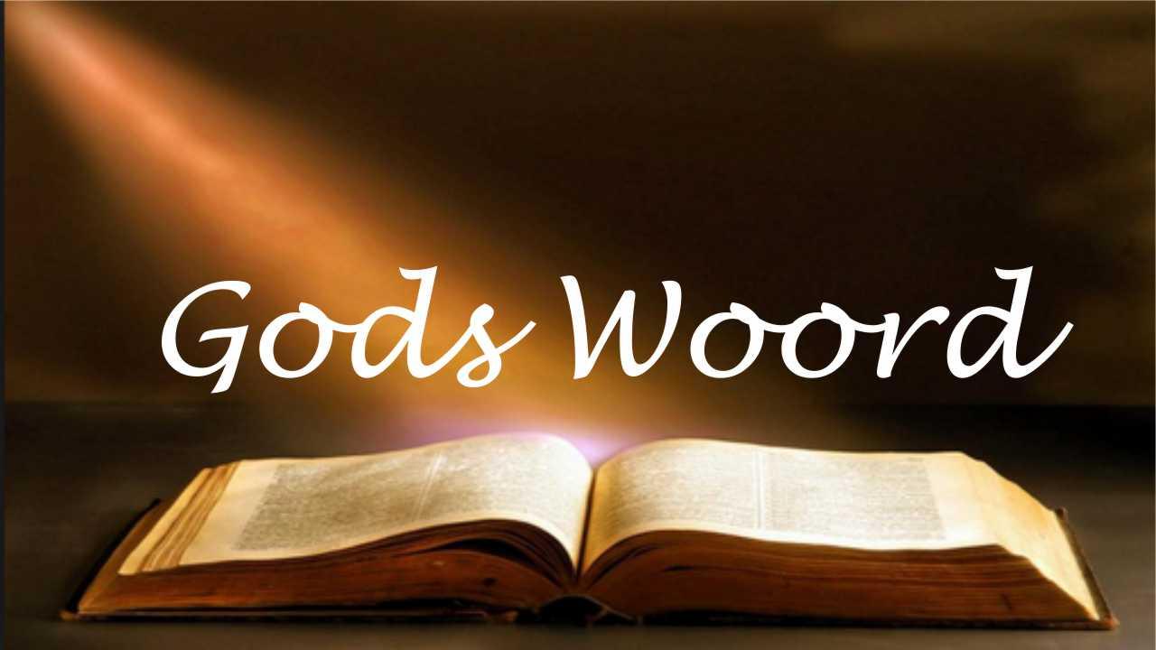 Beeldspraak in de Bijbel
