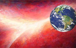 De schepping van deze aarde