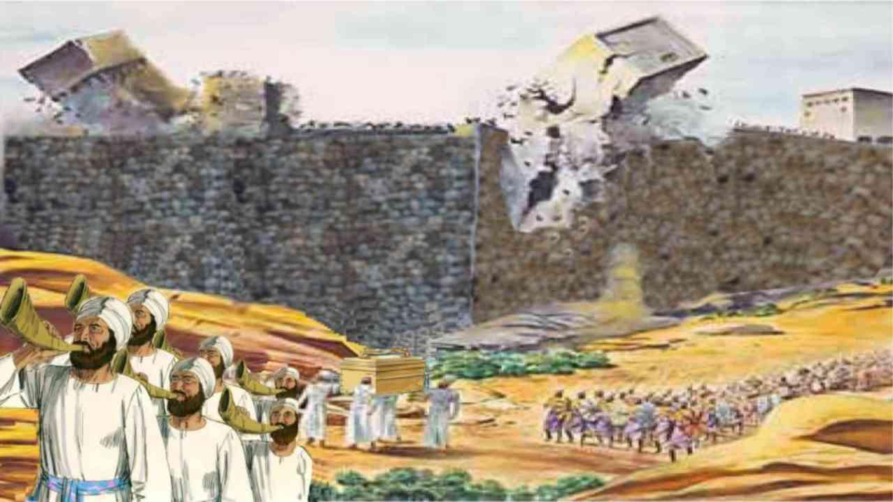 De muren van Jericho